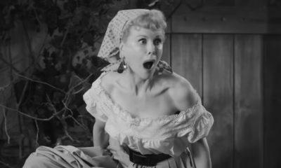 Nicole Kidman se ríe por última vez y encarna a Lucille Ball en el tráiler biográfico